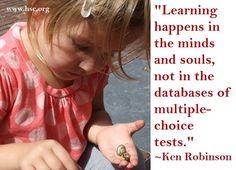 Ken Robinson, Multiple Choice, Home Schooling, Public School, Homeschool, Shit Happens, Learning, Children, Young Children
