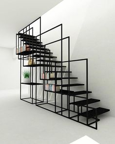 Square #Staircase by Design + Weld #d_signersin