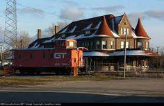 Durand Union Station/Michigan Railroad History Museum