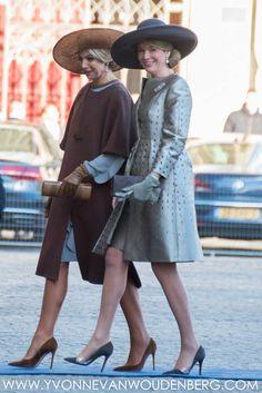 Staatsbezoek België aan Nederland - dag 1 Kleding Koningin Mathilde | ModekoninginMaxima.nl