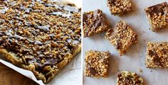 Vega Blogger and Health Coach Lottie developed these homemade protein bars as snack on-the-go made without gluten, dairy, soy or any added sugars.