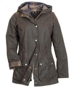 1980f55b78aa Barbour Womens Vintage Durham Jacket Barbour Clothing