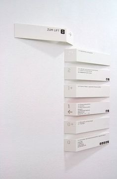 Event directional signage idea