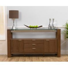 Roma Walnut Sideboard