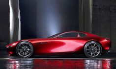 Mazda RX-Vision concept -- Automotive News Photo Gallery