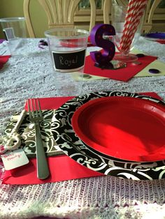 Crafting To Disney : Whatever Wednesday- Ever After High Birthday Party
