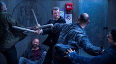Combats musclés! Actuellement au cinéma. #LeTransporteur #EdSkrein #Action