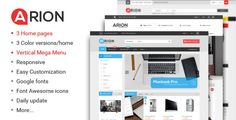 Arion - Responsive Multi-purpose WordPress Theme by Lionthemes88   ThemeForest