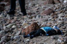 シリア3歳児の溺死写真から5カ月、今でも同じことが続いている。(閲覧注意)