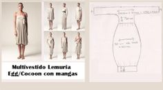 enrHedando: How to make and put Multipurpose Dresses Patterns