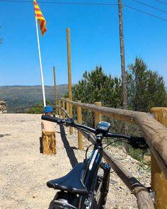Instagram picutre by @josep_maria_68: #santpere #laselvadelcamp #ebike #overvolt700fs #rockshox #cxboschmotor - Shop E-Bikes at ElectricBikeCity.com (Use coupon PINTEREST for 10% off!)