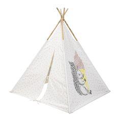 Tipi kids  - Cotton -- Roze - L130xH160xW130 cm - Bloomingville