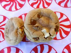 Gingerbread Pudding Cookies