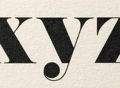 Dark side of typography