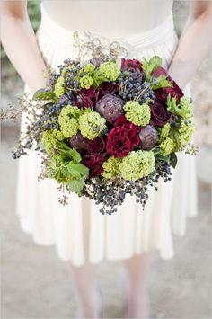 Artichokes in bouquet?