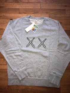 fcb3f498bf4 Kaws X Sesame Street Sweatshirt #fashion #clothing #shoes #accessories  #mensclothing #
