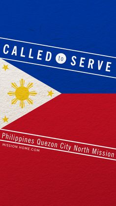 iPhone 5/4 Wallpaper. Called to Serve Philippines Quezon City North Mission. Check MissionHome.com for more info about this mission. #Mission #Philippines #cellphone