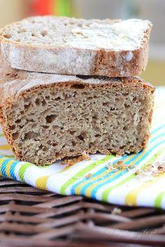 Przepis na szybki chleb 14 Polish Recipes, Polish Food, Rye Bread, Food Cakes, Banana Bread, Food To Make, Cake Recipes, Clean Eating, Dinner Recipes
