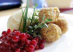 Vegetariska köttbullar | Vegetarisk måndag