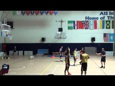 basketball proprioception 3 - YouTube