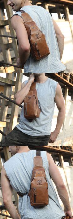 US$42.99 + Free shipping. Men Bag, Men Messenger Bag, Genuine Leather Bag, Business Bag, Casual Crossbody Bag, Shoulder Bag. Material: Genuine Leather. Color: Black, Brown. Excellent Quality with Reasonable Price.
