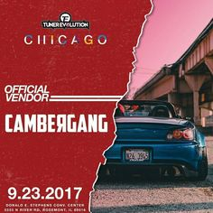 Cambergang Chicago  tuner evolution