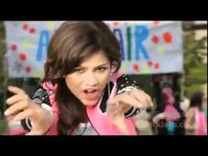 """Zendaya Coleman's Official Music Video of """"Swag It Out""""    NO COPYRIGHT!"""