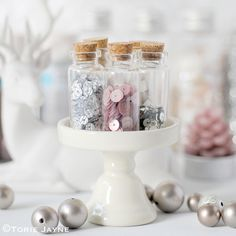 Enchanted Forest inspiration by Torie Jayne Vintage Christmas, Christmas Crafts, Merry Christmas, Christmas Decorations, Xmas, Christmas Ideas, Holiday Festival, Christmas Inspiration, Wonderful Time
