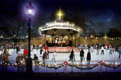 Get your skates on: Hyde Park Winter Wonderland, London
