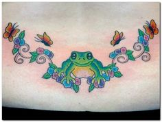 Image detail for -Frog tattoo #15 | Just Tattoo