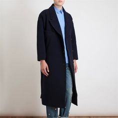 5 PREVIEW -Oversized Long Coat -THE SHAPE OF THE SEASON