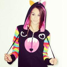 We love this So So Happy hoodie! So cute!