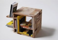 """""""Book Box"""" Book Stands"""