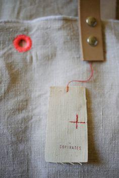 copirates croix rouge cabas silver cross