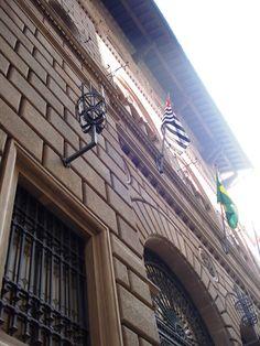 Centro de São Paulo: Antigo Banco Francês-Italiano. Fotografia: Moyarte - Mônica Yamagawa.