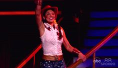 Dancing With The Stars Season 13 Fall 2011 Hope Solo and Maksim Chmerkovskiy