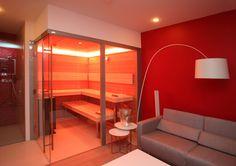 1000 images about indoor saunas on pinterest saunas stockholm and home. Black Bedroom Furniture Sets. Home Design Ideas
