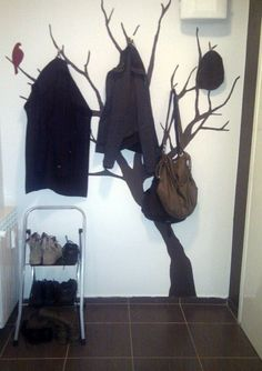 15 Super Cool DIY Coat Rack Projects Worth Following