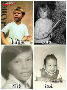 Metallica babies :)