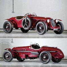 Alfa Romeo 6C 2300 Pescara '1934