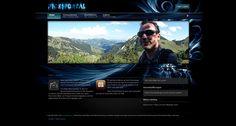 Webseitenreferenz - Nicksportal Website, Weaving, Pictures