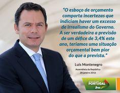 O líder parlamentar do PSD afirmou ainda que esta pode ser uma oportunidade para que o Governo faça as correcções necessárias ao esboço do OE. #PSD #acimadetudoportugal