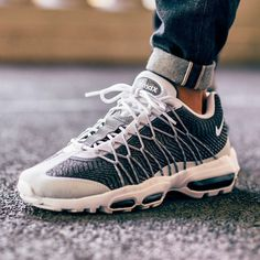 air max 95 ultra jacquard all black nz