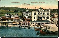 Burgazada - 1890 lar