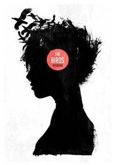 Poster alternatif - Les oiseaux