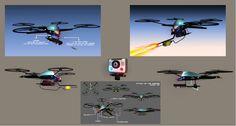 Drone's capacity