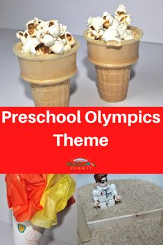 This Preschool Olympics Theme page includes preschool lesson plans, activities and Interest Learning Center ideas for your Preschool Classroom! Kids Olympics, Summer Olympics, Preschool Lesson Plans, Preschool Math, Summer Preschool Themes, Olympic Games For Kids, Olympic Crafts, Summer School, Pre School