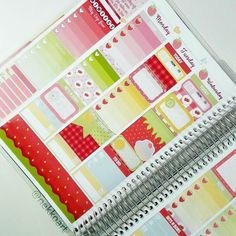 Before the pen! This is our new Strawberry Belly Collection and it is perfect for planners who like colorful layouts! If you use the code EARTH25 on checkout you get 25% off off of your $15 purchase! Available for today only!  #nekkoart #erincondren #erincondrenlifeplanner #lifeplanner #weloveec #eclp #ecspread #filofax #kikkik #planning #plannerlove #washi #plannersupplies #planner #plannernerd #plannerlove #planneraddict #plannercommunity #stickers #plannergirl #plannerlove…