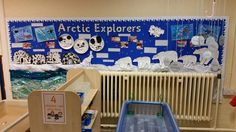 Arctic explorers display ideas #twinkl