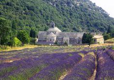 Culturele uitjes - Gordes - Abdij Notre-Dame de Sénanque - Vakantie in de Provence